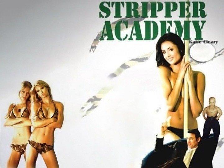 stripper worden voor vrijgezellenfeesten
